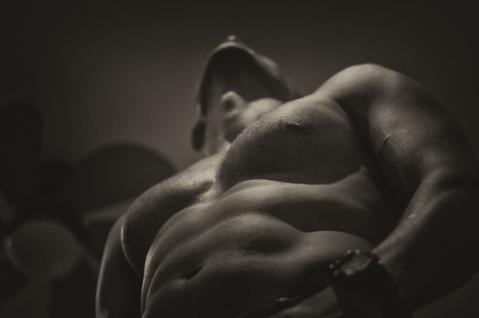 Brustbehaarung bei männern